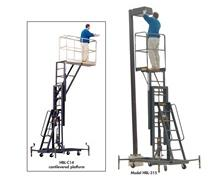 300 LB. ONE PERSON MAINTENANCE LIFT OPTIONS